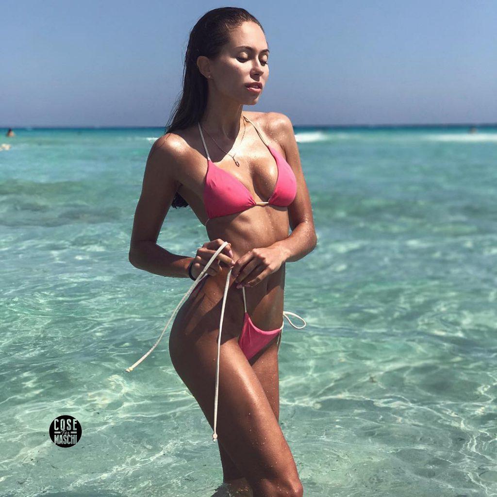 Mirgaeva Galinka modella sexy
