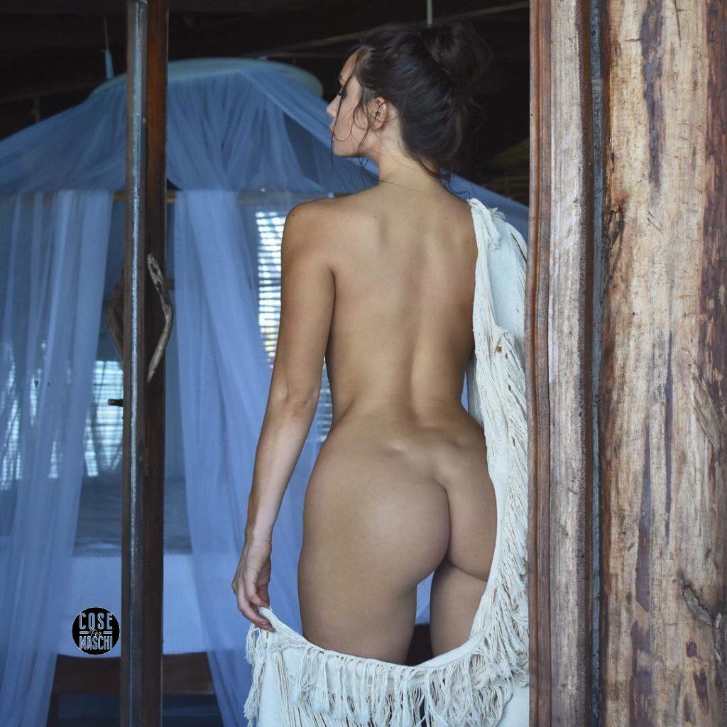 Rosie roff culo stupendo nudo