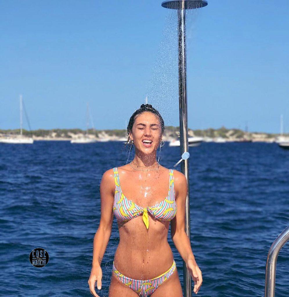 Cecilia rodriguez canale 5