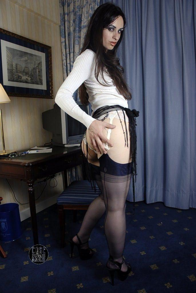 collant sexy calze autoreggenti